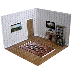 1940 39 s interior detailing set for oo ho scale 1 76 - Printable ho scale building interiors ...